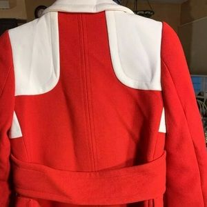 Miu Miu Stunning Runway Bi colore Giacca jacket 36